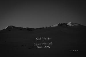 Godt nytt år 2014 Snohetta